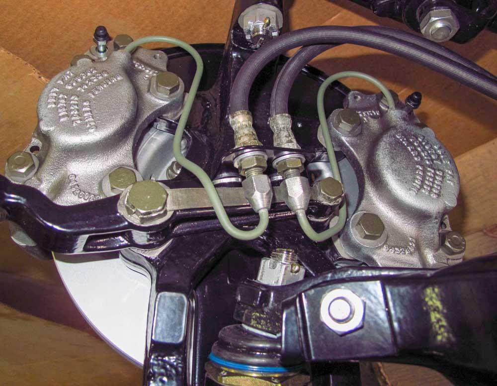 Leaking Abs Modulators On 1990s Rolls Royce And Bentley