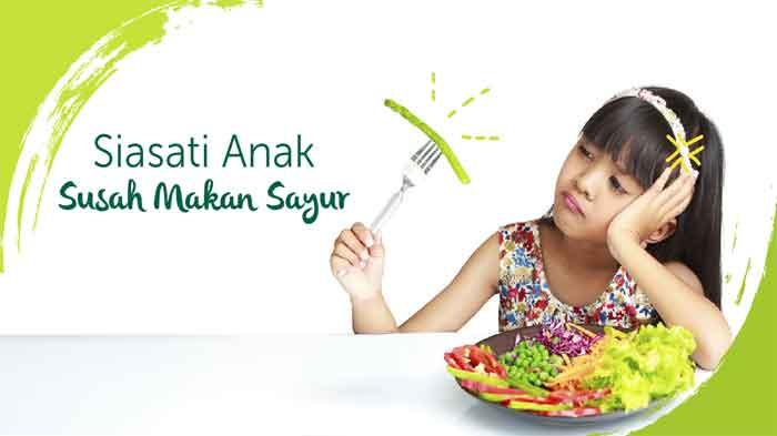 Pentingnya Konsumsi Buah dan Sayur untuk Anak-anak