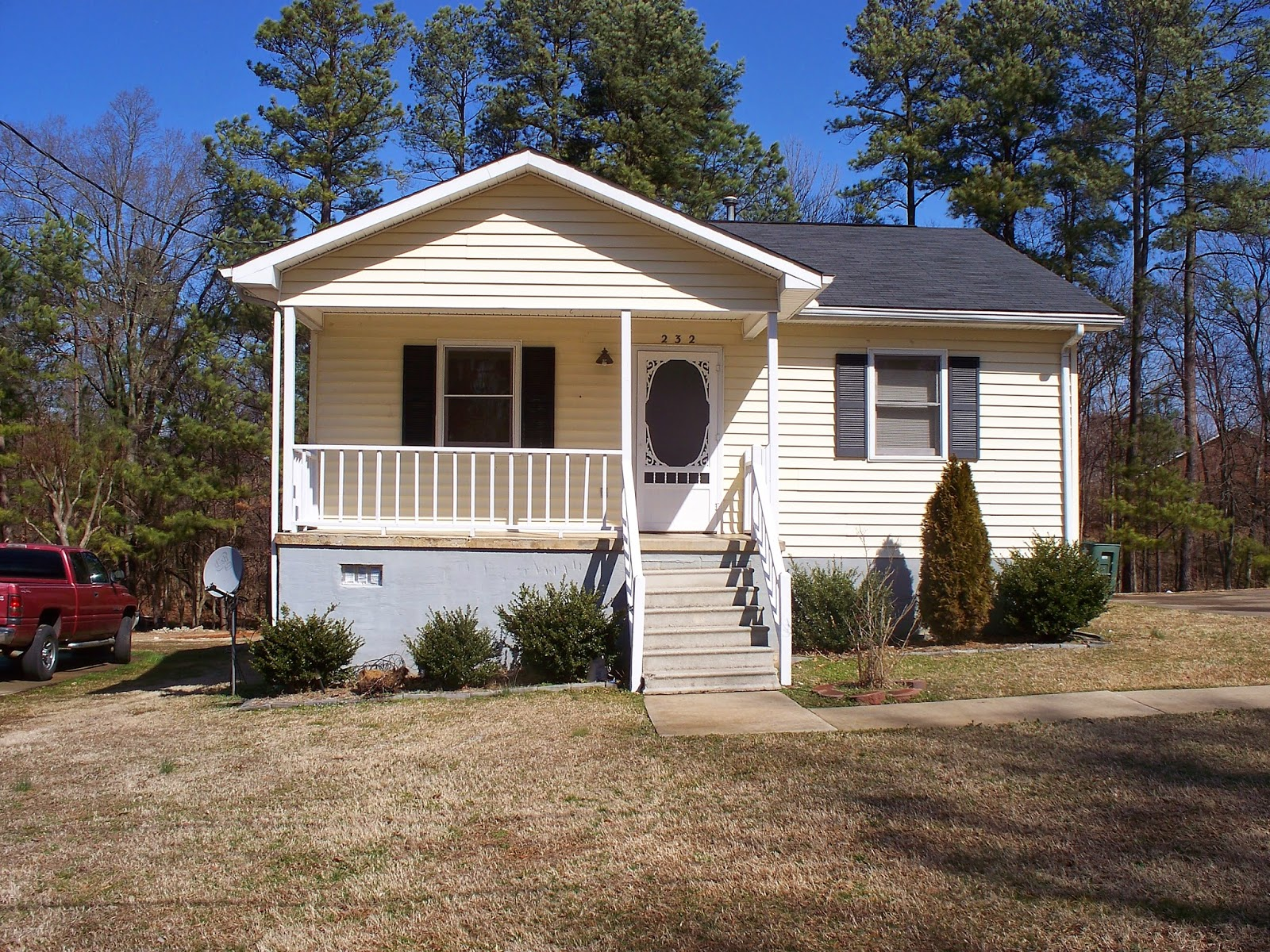 rocking chair realty white wooden chairs salisbury, north carolina real estate: starter home? sweet income property? this is it!