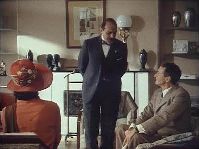 She-Wolf: Poirot Project: The Adventure of the Clapham