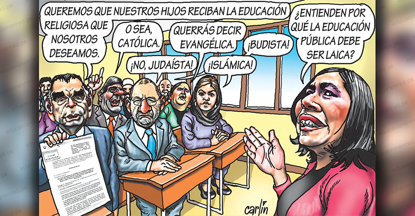 Carlincaturas Lunes 2 Septiembre 2019 - La República