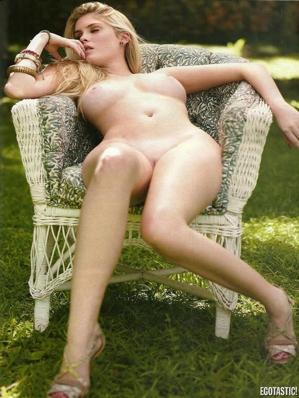 barbara evans naked