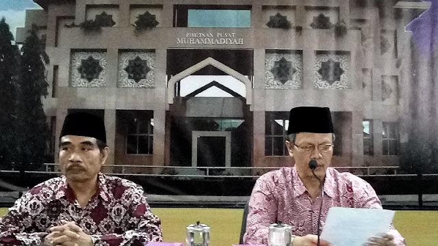 Muhammadiyah Tetapkan Awal Ramadan 1437 H 6 Juni 2016
