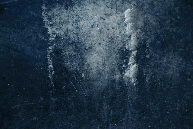 Textura azul oscuro con mancha blanca