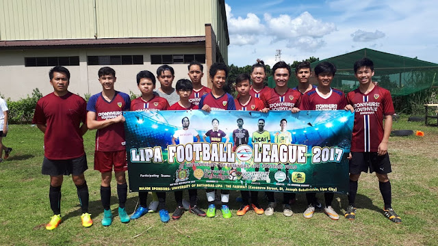 Kings FC of Stonyhurst International School Lipa Campus.