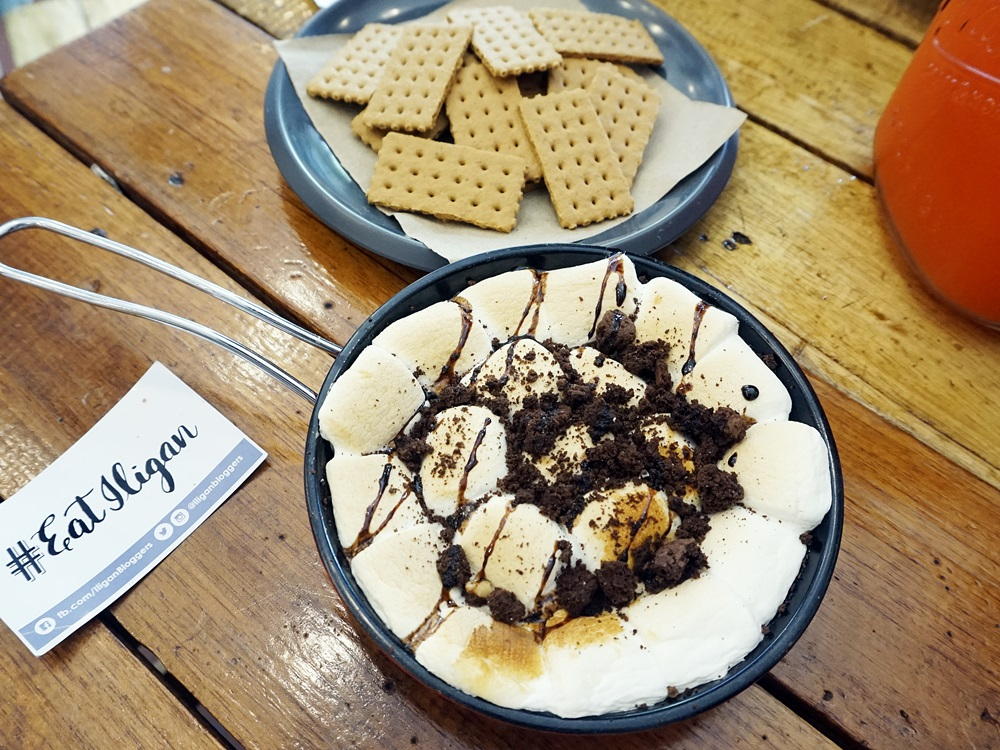 Chocolate Pop S'mores