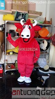 may và bán mascot