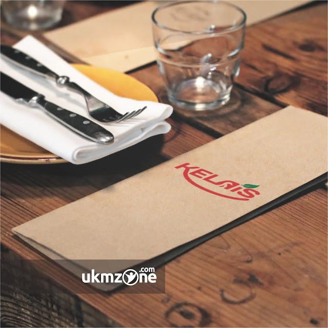 Desain logo kuliner untuk usaha kecil mikro menengah UMKM IKM KELAiS Depok - UKM ZONE