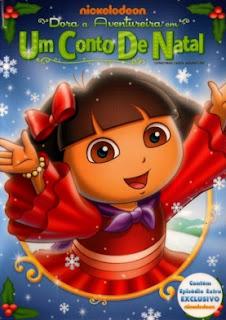 Dora a Aventureira: Um Conto De Natal – Dublado