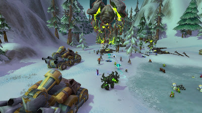 World of Warcraft: Legion Game Screenshots 2016