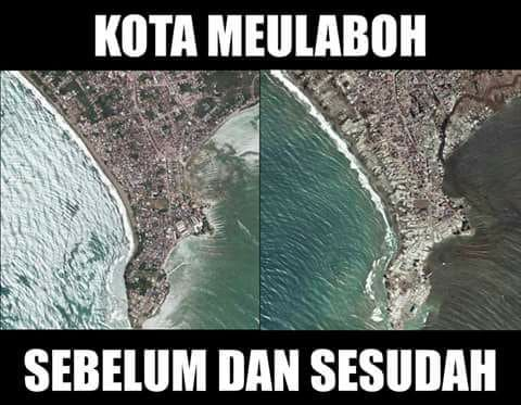 tsunami aceh indonesia japan creepy story