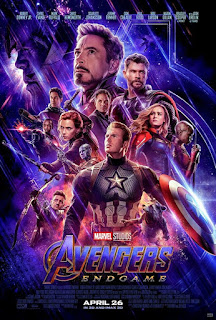 Avengers Endgame First Look Poster 2