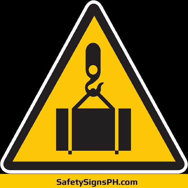 Crane Safety Symbol Sign Philippines