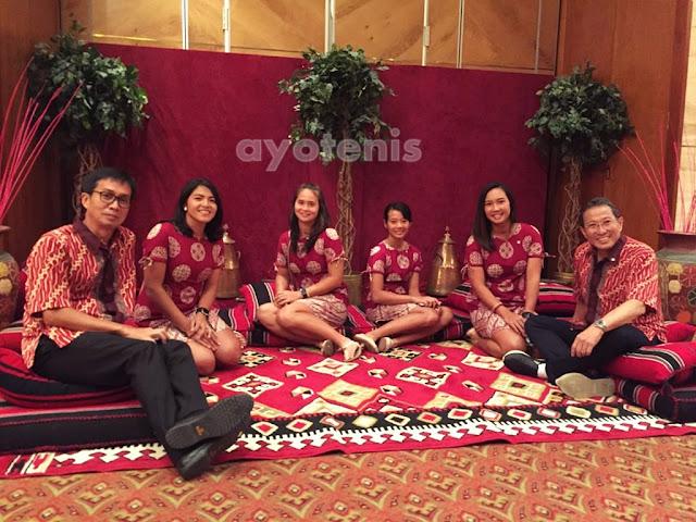 Piala Fed: Indonesia Berjuang di Grup II Asia/Oceania, Bahrain