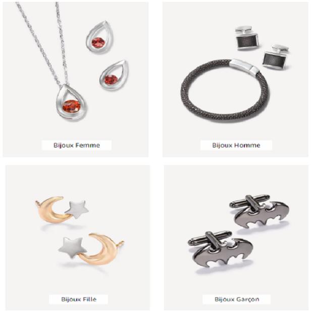 BIJOUX : Amazon.fr - Achat en ligne dans un vaste choix sur la boutique Bijoux.