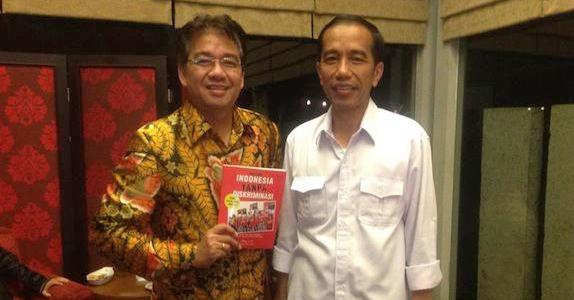 Denny JA: 3 Cacat Fundamental Jika UU Pemilu Dipakai Pada Pilpres 2019