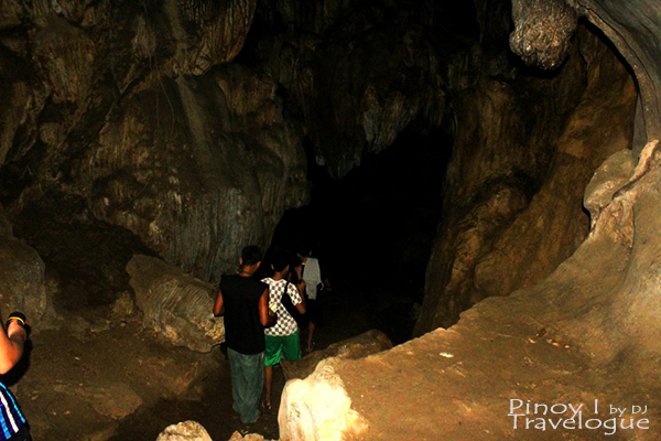 Going deep the Calinawan Cave
