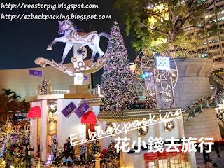 1881聖誕燈飾2017