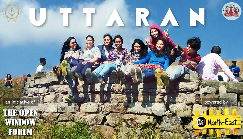 Uttaran - The Two Days Camp on Yoga and Life Skills Training in North East India
