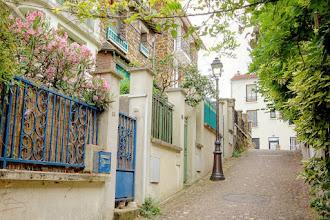 Paris : Mouzaïa, le micro-quartier de charme, la Butte Beauregard bucolique - XIXème