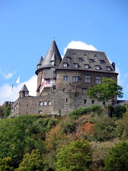 Castillo Stahleck (Bacharach, Alemania)