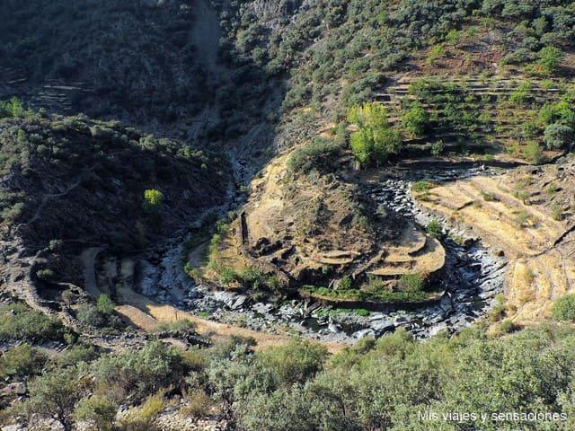 Meadro de El Gasco, Hurdes, Extremadura