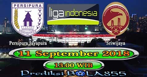 Prediksi Bola855 Persipura Jayapura vs Sriwijaya 11 September 2018