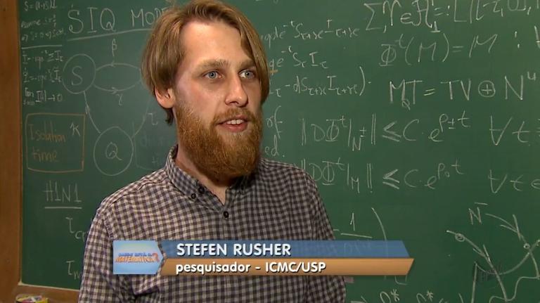 Stefen Rusher - Pesquisador - ICMC/USP