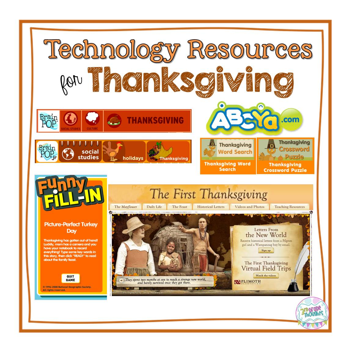 Technology Resources For Thanksgiving