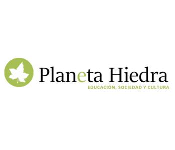 Logotipo de Planeta Hiedra