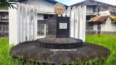 Tugu Koperasi Indonesia di Tasikmalaya.