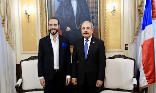 Danilo Medina saldrá mañana hacia El Salvador. Asistirá a toma de posesión de presidente electo, Nayib Bukele