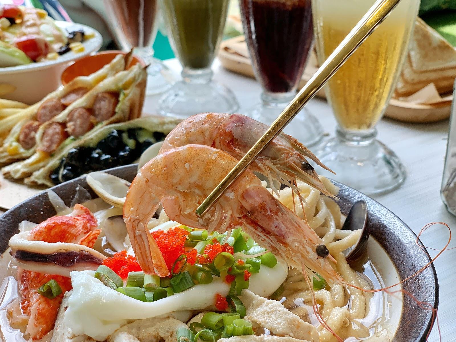 台南【T&F手作吐司 崇明店】主食餐點