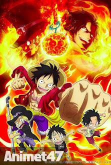 One Piece Special 9 :Cuộc hội ngộ diệu kỳ và kế thừa ý chí - One Piece TV Special 9: Episode of Sabo 2015 Poster