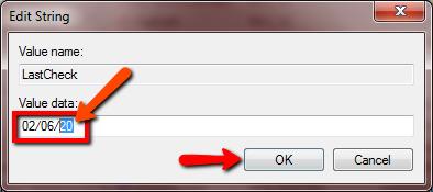 Stop IDM Automatic Update Notification