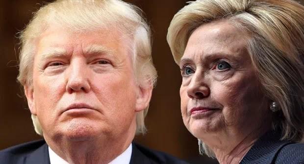 Επίθεση Τράμπ στα «αηδιαστικά και διεφθαρμένα ΜΜΕ»! και προστατεύουν τη Χίλαρι Κλίντον