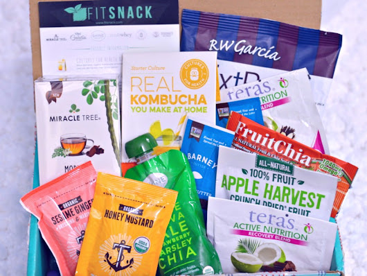My Review Love!!: Fit Snack - A Mindful Choice to Snack Wise & Stay Fit! #CouponCode