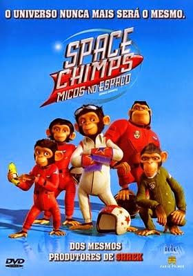 Space Chimps Micos no Espaço Dublado