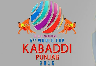 Day 6 – 6th Kabaddi World Cup 2016 – 9th November – Rode (Moga)