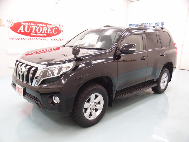 19501A3N8 2014 Toyota Landcruiser Prado TX 4WD for Bangladesh to Chittagong