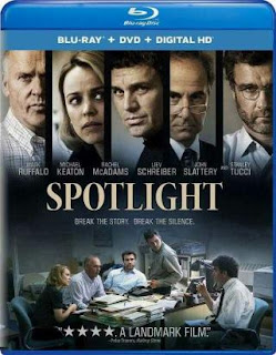Spotlight (2015) English 720p 1GB BRRip AAC MKV