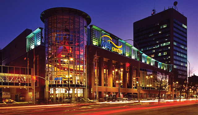 MTS Centre em Winnipeg