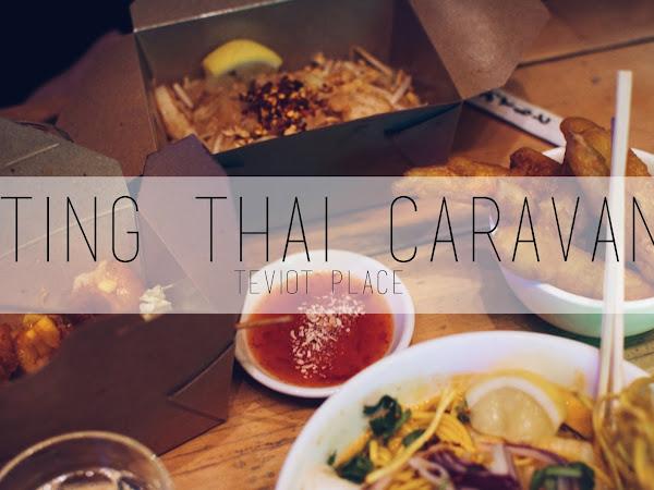 Ting Thai Caravan, Teviot Place
