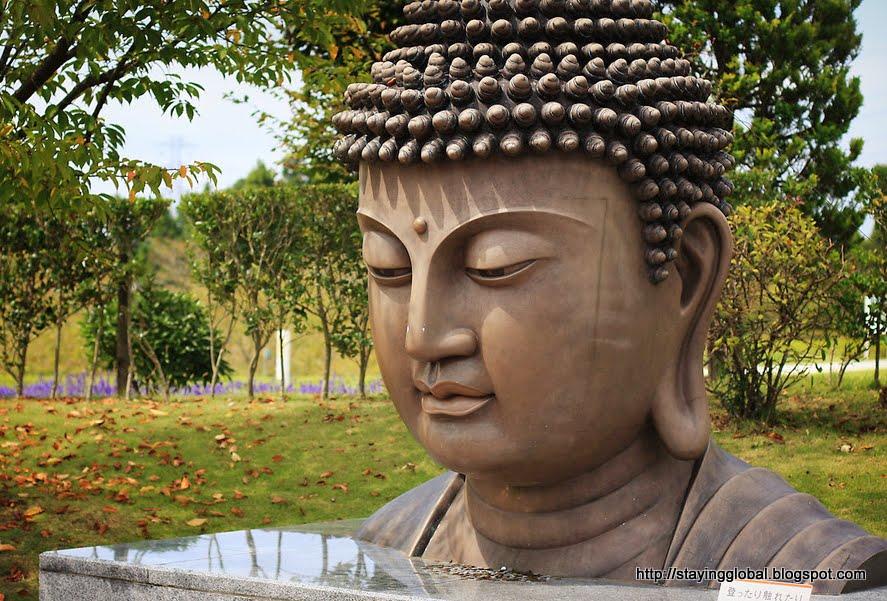 Buddha Statues For The Garden: A Japanese Life: Ushiku No Daibutsu: The Big Buddha Statue