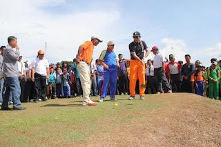 Golf Resmi Jadi Ekstrakurikuler Sekolah