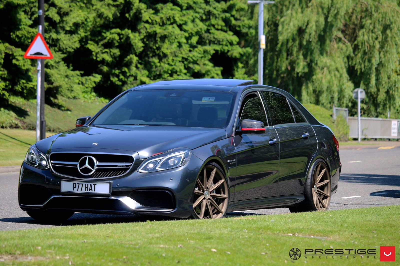 Mercedes benz w212 e63 amg on vossen vfs10 wheels benztuning for Mercedes benz e350 amg
