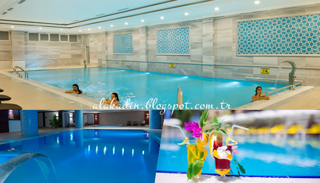 İstanbul'da kadınlara özel havuzlar