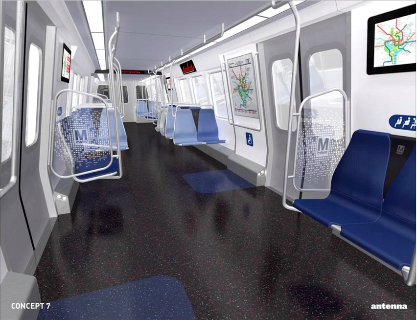 Unsuck DC Metro: Early Details On Metro's New Cars