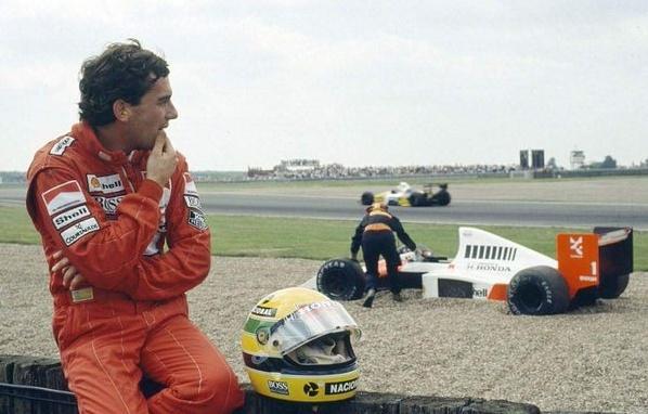 La storia di Ayrton Senna