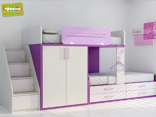 Muebles parchis madrid y torrijos camas abatibles for Camas tren juveniles